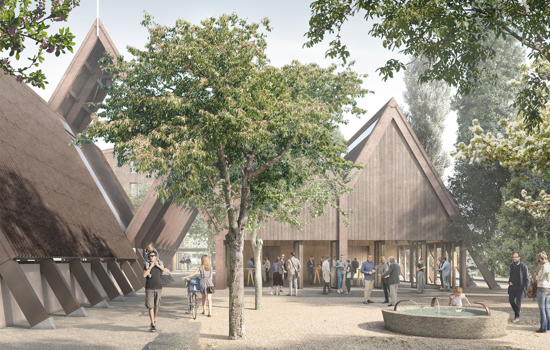 Bauprojekt Lupfig